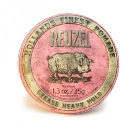 Reuzel Grease Heavy Hold Pomade Pink PIGLET (35gr)