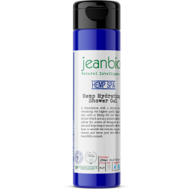Jean Bio Hemp Hydrating Shower Gel (250ml)