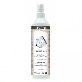 Wahl Cleansing Spray Suitable For All Clipper & Trimmer Blades (250ml)