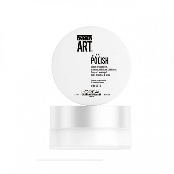 L'oreal Tecni Art Fix Polish Wax In Gel Force 3 (75ml)