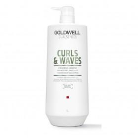 Goldwell Dualsenses Curly Twist Hydrating Shampoo (1000ml)
