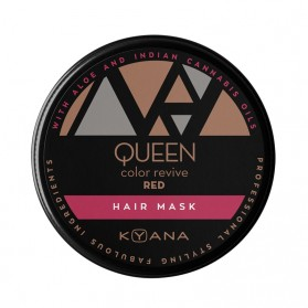 Kyana Queen Color Revive Mask Red (100ml)