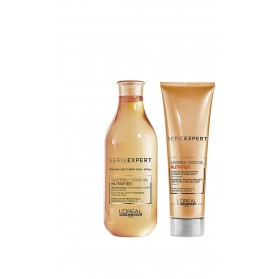 L'oreal  SE Nutrifier Shampoo(300ml) &  Leave In Nutrifier SE Blow-Dry Cream(150ml)