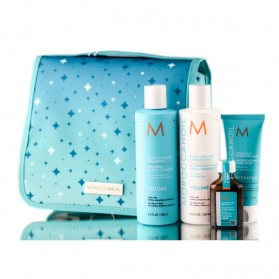 Moroccanoil Twinkle Twinkle Volume Set( Shampoo 250ml,Conditioner 250ml,Mask 75ml,Oil Treatment 25ml)