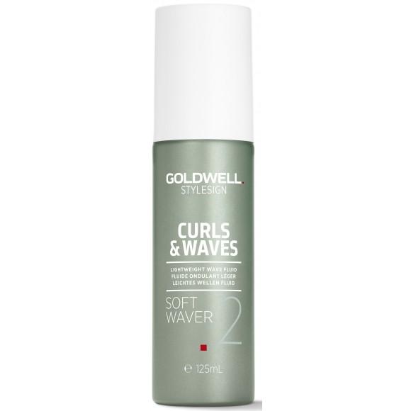 Goldwell Curls & Waves Lightweight Wave Fluid Soft Waver 2 (125ml)
