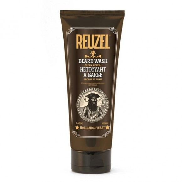 Reuzel  Clean & Fresh Beard Wash (200ml)