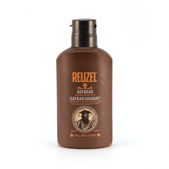 Reuzel Refresh No Rinse Beard Wash (100ml)