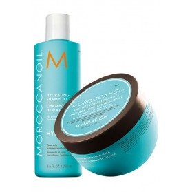 Moroccanoil Hydrating Set Shampoo & Mask 250ml