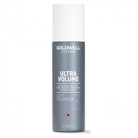 Goldwell Ultra Volume Soft Volumizer Brow Dry Spray (200ml)
