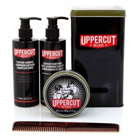 Uppercut Deluxe Matt Combo Kit (3 τεμάχια)