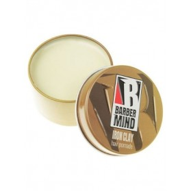 Barber Mind Iron Clay Pomade (100ml)