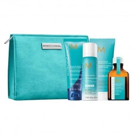 Moroccanoil Travel Set Blonde On the Go(Dry Sh.62ml,Bl.Perf Sh70ml,Weightl.Mask75ml,Oil Treat.L.25ml)
