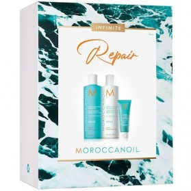 Moroccanoil Infinite Repair Spring Kit(Moist.Sham.250ml,Moist.Con.250ml,Mending Infusion20ml)