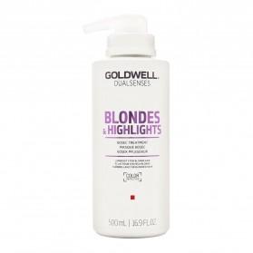 Goldwell Dualsenses Blondes & Highlights 60sec Treatment(500ml)