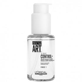 L'oreal Techi Art Liss Control Serum (50ml)