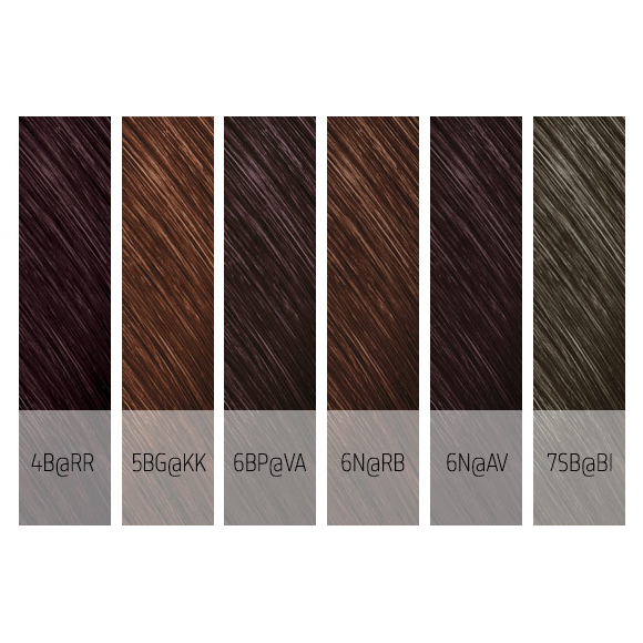 Goldwell Topchic Permanent Hair Color (60ml) 6BP@VA (Pearly Couture @ Violet ash)