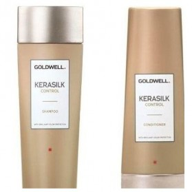 Goldwell Kerasilk Control Pack Shampoo (250ml) & Conditioner (200ml)