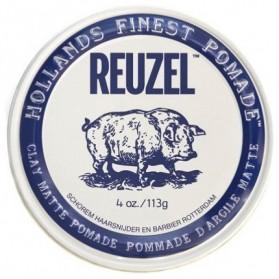 Reuzel Clay Matte Pomade Pig Water Soluble (113gr)