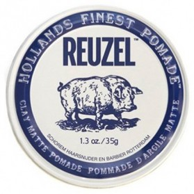 Reuzel Clay Matte Pomade Piglet Water Soluble (35gr)