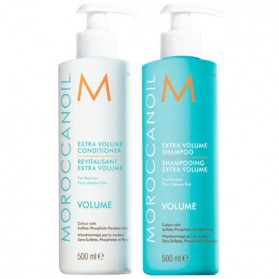 Moroccanoil Extra Volume Shampoo & Conditioner Duo (500ml)