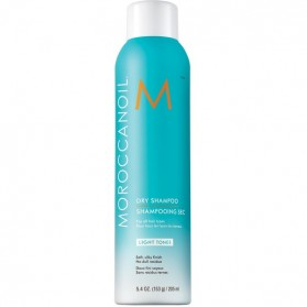 Moroccanoil Dry Shampoo Light Tones (205ml)