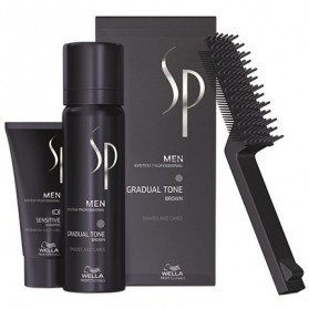SP Men Gradual Tone Brown (60ml)