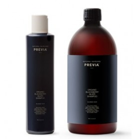 Previa Haircare Organic Blackberry Silver Shampoo (1000ml)