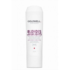 Goldwell Dualsenses Blonde & Highlights Anti-Yellow Conditioner (200ml)