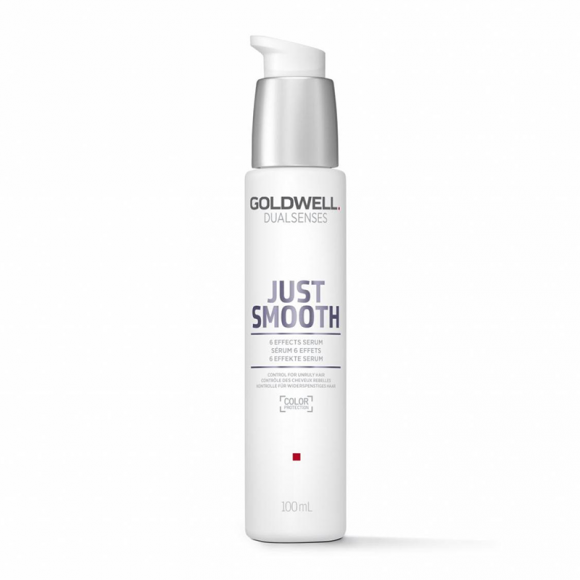 Goldwell Dualsenses Just Smooth 6 Effects Serum (100ml)
